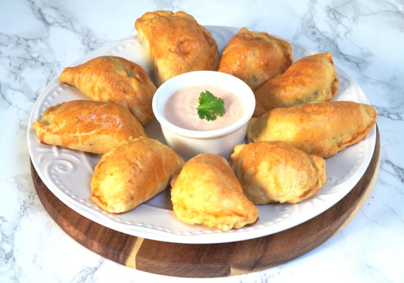 Pieczone pierogi - Staropolska kuchnia podlaska