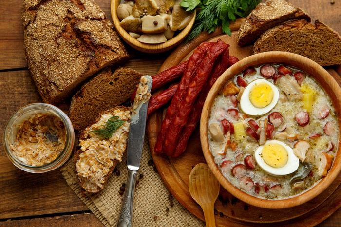 Kuchnia regionalna mazowsza