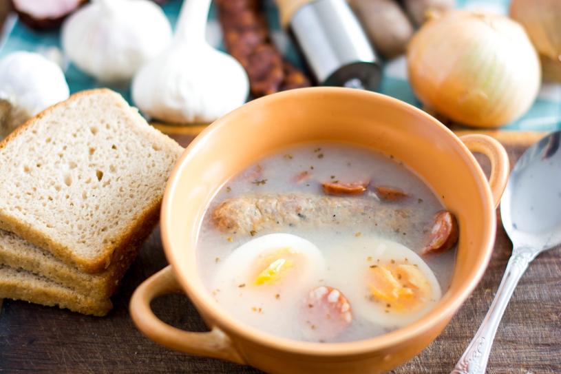 Zupy w kuchni regionalnej Kujaw